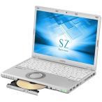 ショッピングOffice パナソニック Panasonic CF-SZ6BDLQR レッツノート 12.1型ノートPC Core i5-7200U Windows 10 Pro Office Home and Business Premium シルバー 新品 送料無料