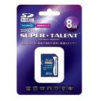 SUPER TALENT スーパータレント SDカード S…