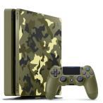 SIE ソニー・インタラクティブエンタテインメント プレイステーション 4 Call of Duty ワールドウォーII リミテッドエディション CUHJ-10018 新品 送料無料