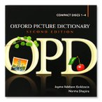 Oxford Picture Dictionary ����CD ���å����ե����� �ԥ����㡼�ǥ�������ʥ꡼ ����CD 4����