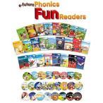 英語 絵本 Phonics Fun Readers Full Set 25冊 CD付 購入者特典GoomiesDVD フォニックス ファン リーダーズ  子供 幼児 英語教材