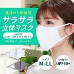 夏用マスク クールドライ マスク 3枚入 送料無料 夏用 夏マスク 冷感 接触冷感 小さめ 涼感 涼しい ひんやりマスク 洗えるマスク ひんやり スポーツマスク