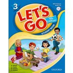 Let's Go 4th Edition 3 Student Book with Audio CD Pack