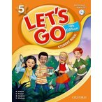 Let's Go 4th Edition 5 Student Book with Audio CD Pack