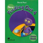 New Finding Out 4 Home Book