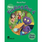 New Finding Out 4 Class Book