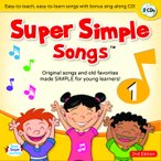 Super Simple Songs 1 CD