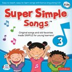 Super Simple Songs 3 CD