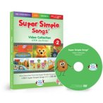 Super Simple Songs DVD - Video Collection - Vol. 2