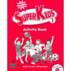 SuperKids 1 Activity Book with CD