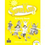 SuperKids 3 Activity Book with CD
