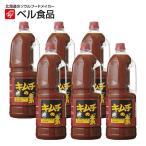 ベル食品 三栄キムチの素 1.8L×6本セット 【 ベル 北海道 キムチ キムチの素 三栄 キムチ漬け 調味料 薬味 素 業務用 1箱 1ケース 】