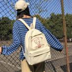 帆布 キャンバスリュック リュックバッグ 中学生 旅行 リュックサック 通勤 マザーズ リュック アウトドア かばん 通学 カバン レディース 高校生 大容量 女の子