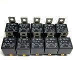 ワケアリ 汎用5極リレー スイッチング 極性入れ替え等 10個セット