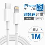 【Apple高品質】1m/2m ケーブル iphone12 Type-C to lightning PD急速充電 Lightning ケーブル タイプC ケーブル iphone8以上の機種に対応