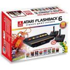 【新品】フラッシュバック6 クラシックゲームコンソール アタリ【ゲーム】《送料無料》