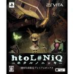 【中古】htoL#NiQ -ホタルノニッキ-(初回生産限定)【PSVita】