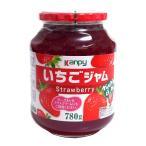 【送料無料】加藤産業 カンピー いちごジャム 780g ×3個【イージャパンモール】