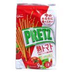 ★まとめ買い★ グリコ プリッツ熟トマト(9袋)134g ×6個【イージャパンモール】