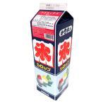 ★まとめ買い★ スミダ かき氷イチゴ 紙パック 1800ml ×8個【イージャパンモール】