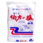 ★まとめ買い★ 伯方塩業 伯方の塩(粗塩) 1Kg ×10個【イージャパンモール】