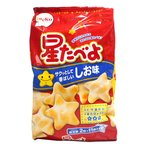 ★まとめ買い★ 栗山米菓 星たべよ(しお味) 2枚×11袋 ×12個【イージャパンモール】