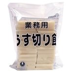 ★まとめ買い★ ウサギモチ うす切り餅 1Kg ×12個【イージャパンモール】