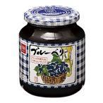 ★まとめ買い★ スドー たっぷりブルーベリージャム 瓶 590g ×12個【イージャパンモール】