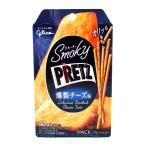 ★まとめ買い★ グリコ スモーキープリッツ燻製チーズ味 ×14個【イージャパンモール】