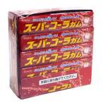 ★まとめ買い★ クラシエ スーパーコーラガム 5粒 ×15個【イージャパンモール】