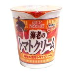 日清 カップヌードル海老の濃厚トマトクリーム80g