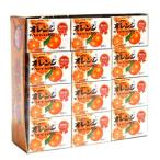 【送料無料】★まとめ買い★ 丸川製菓 オレンジマーブルガム ×33個【イージャパンモール】