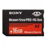 SONY メモリースティック PRO?HG Duo 16GB 1枚