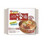 農心 ふるる冷麺(ビビン麺) 本場韓国冷麺 159g【イージャパンモール】