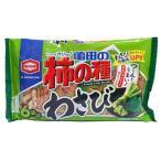 亀田 柿の種わさび6袋詰 182g【イージャパンモール】