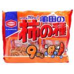 【キャッシュレス5%還元】亀田 柿の種9袋詰265g【イージャパンモール】