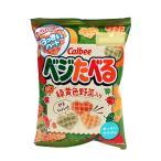 【キャッシュレス5%還元】カルビー(株) ベジたべる あっさりサラダ味 18g【イージャパンモール】