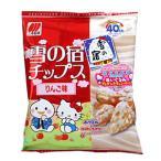 三幸 雪の宿チップス りんご味 50g【イージャパンモール】