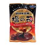 【キャッシュレス5%還元】UHA味覚糖 塩の花 焦がしミルクと塩チョコ80g【イージャパンモール】