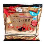 明治 チョコレート効果 カカオ86% 大袋