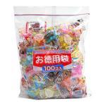 【キャッシュレス5%還元】金扇 徳用ミックスキャンディー 100個【イージャパンモール】