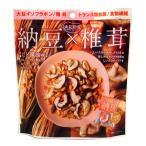 MDホールディングス 大豆習慣納豆×椎茸だし醤油味6袋【イージャパンモール】