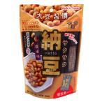 MDホールディングス 大豆習慣サクサク納豆醤油味8袋【イージャパンモール】