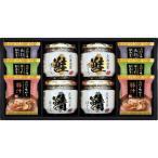 【送料無料】具材を味わうおみそ汁&北海道産瓶詰セット THF−30【代引不可】【ギフト館】