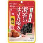★まとめ買い★ カンロ 海苔のはさみ焼き梅味 ×6個【イージャパンモール】