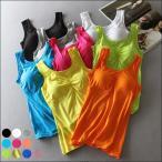 ショッピングキャミソール キャミソール レディース ファッション インナー キャミ タンクトップ ショート丈 無地 大きいサイズ