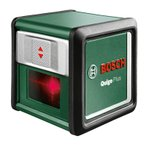 BOSCH ボッシュ 新発想 クロスラインレーザー QUIGO  Plus クイーゴ プラス マルチマウントクリップ標準装備 乾電池式 3165140870580