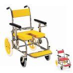(代引き不可)入浴・シャワー用車いす KS2 カワムラサイクル (お風呂 椅子 浴用椅子 シャワーキャリー 背付き 介護 椅子) 介護用品