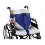 車いす用安心ベルト B-101 フリーサイズ 看護用品研究所 (車椅子用ベルト 姿勢保持ベルト T字型ベルト 転落防止) 介護用品