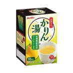 健康茶店 かりん湯 81230 2.5g×10袋 名糖産業 (介護 飲料 水分補給 とろみ) 介護用品